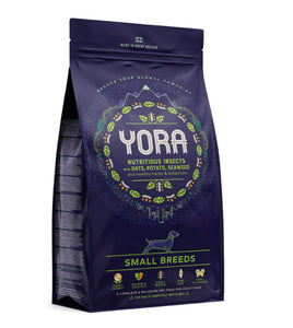 Yora Insect Protein Adult Small Breed Dog Food