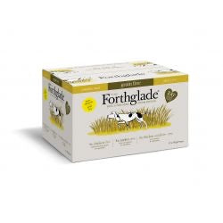 Forthglade Complete Grain Free Multi Case Chicken 12 pack