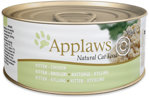 Applaws Natural Kitten Tins Chicken