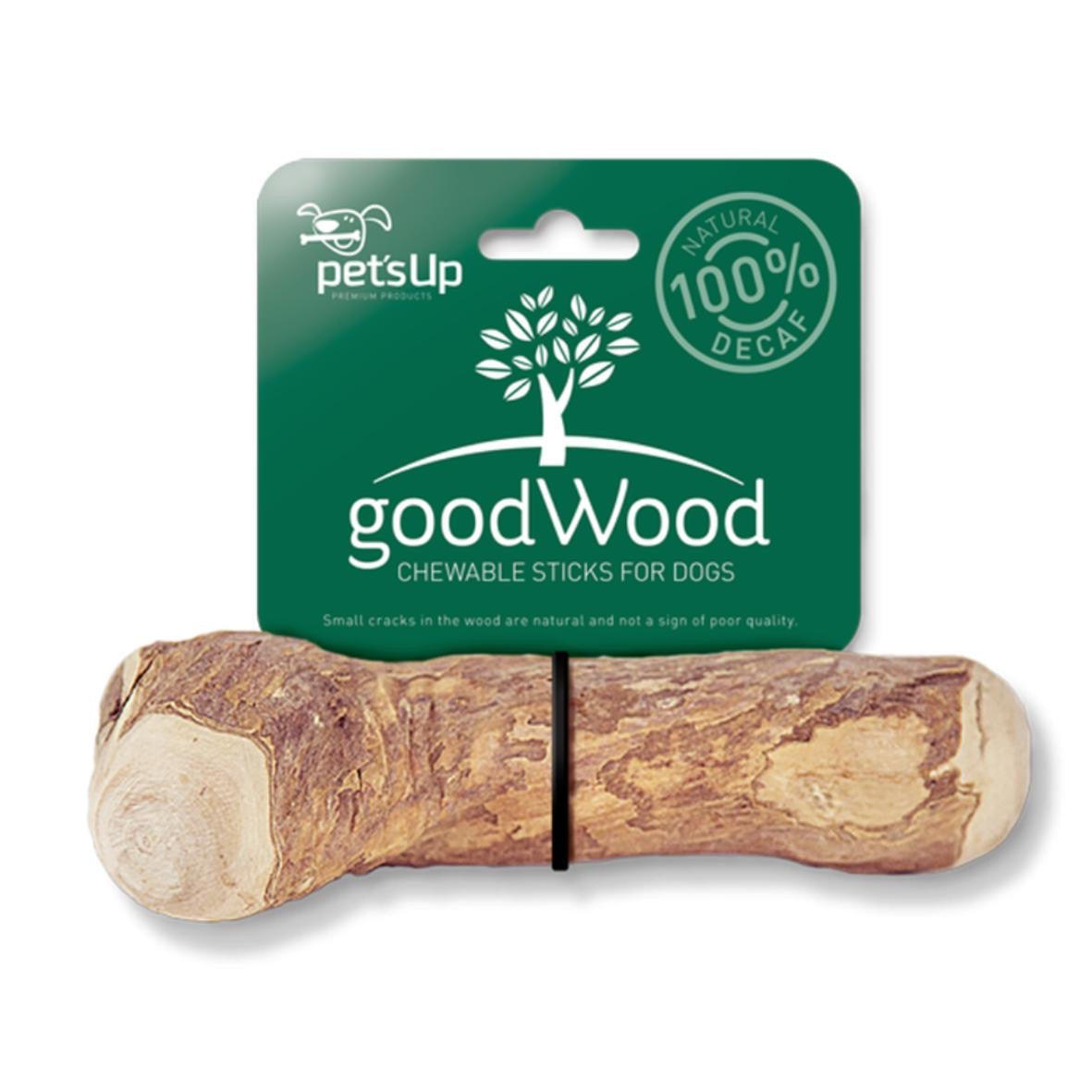 GoodWood Coffee Tree Wood – Chewable Stick