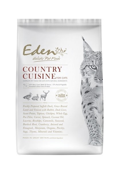 Eden 85/15 Country Cuisine for Cats