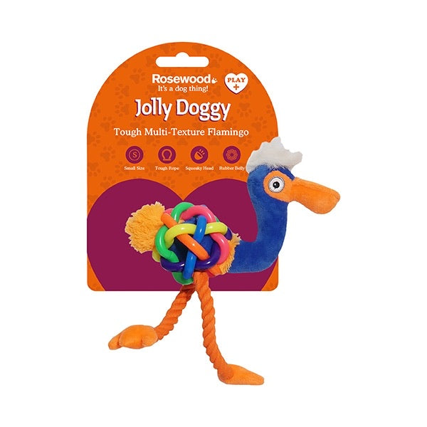 Rosewood Jolly Doggy Toys