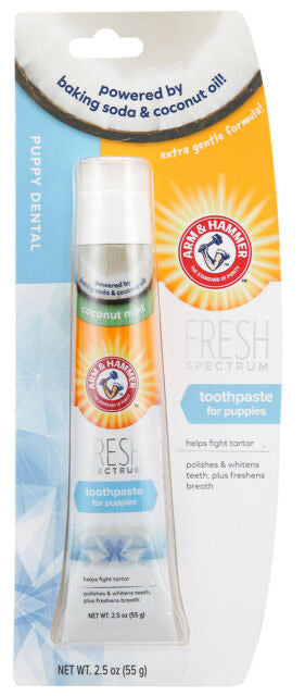 Arm & Hammer Fresh Toothpaste Puppy