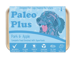Paleo Plus Pork & Apple (500g)