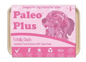 Paleo Plus Totally Duck (500g)