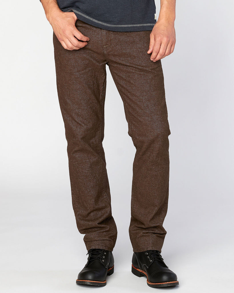 No. 11 Classic Fit Wolf Head Flannel Pants