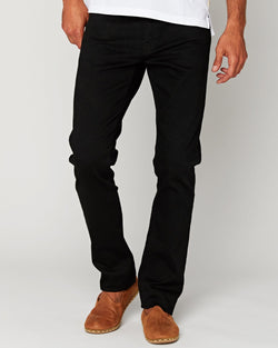 Rocker Slim Fit Triple Black Flex