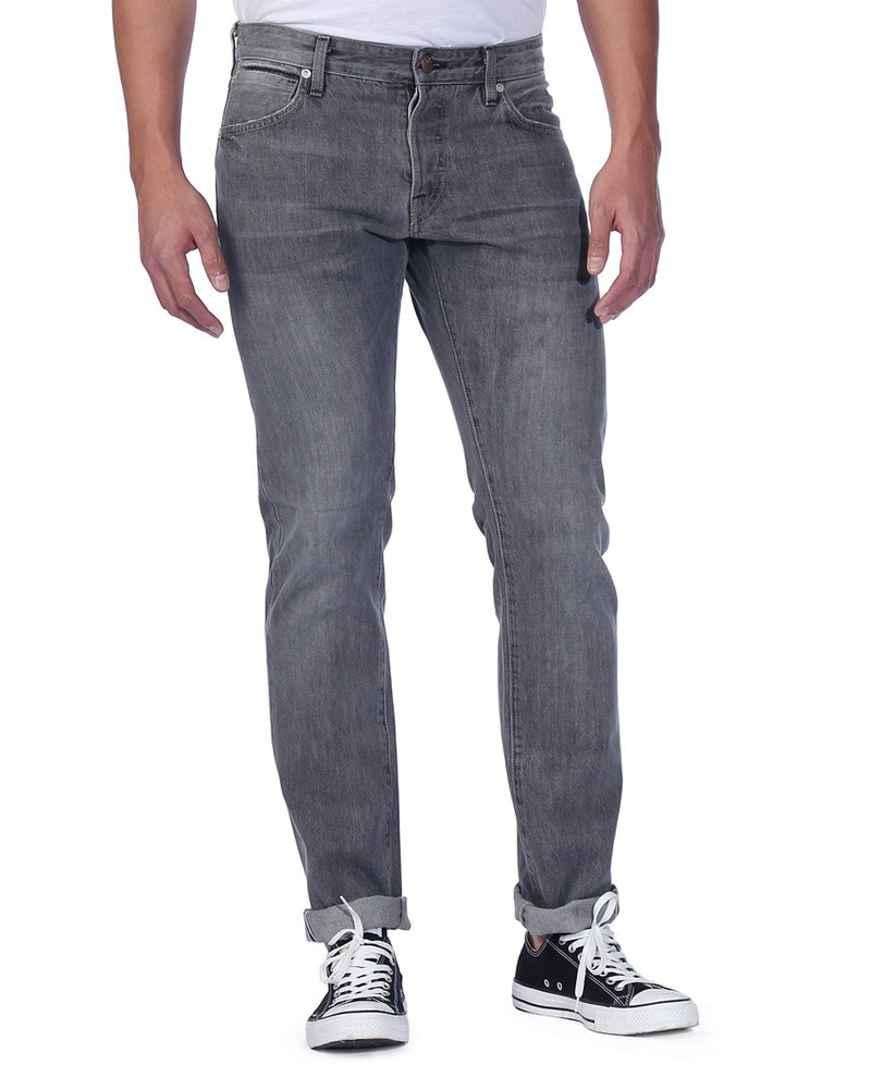 Maverick White Oak Black Vintage Selvage