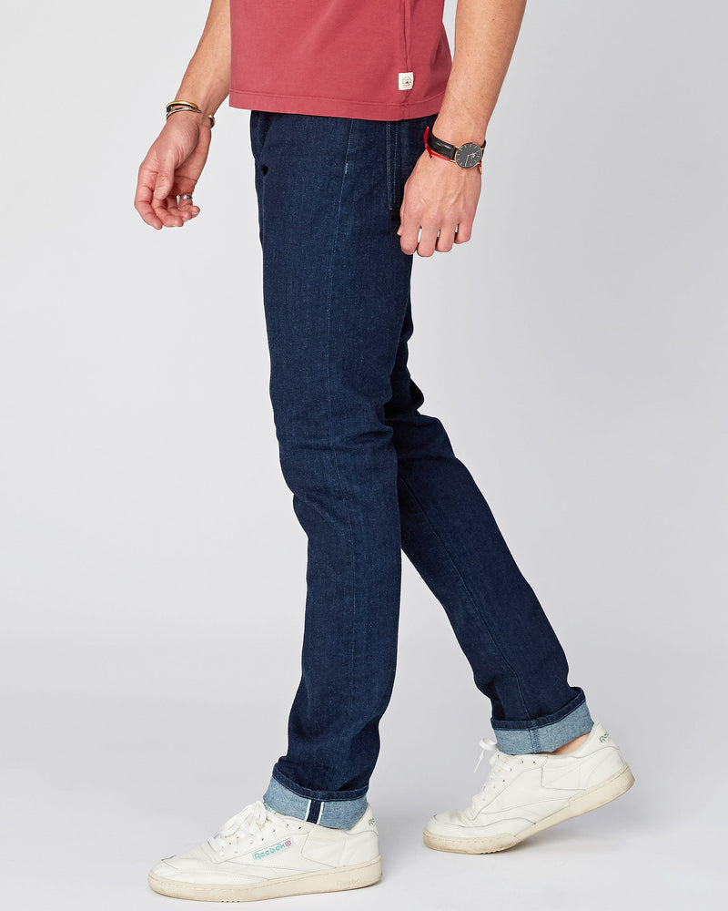 No. 30S Modern Fit Draper Stretch Selvage