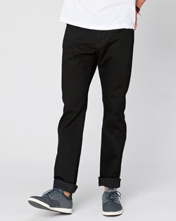 Waterman Relaxed Fit Triple Black Flex