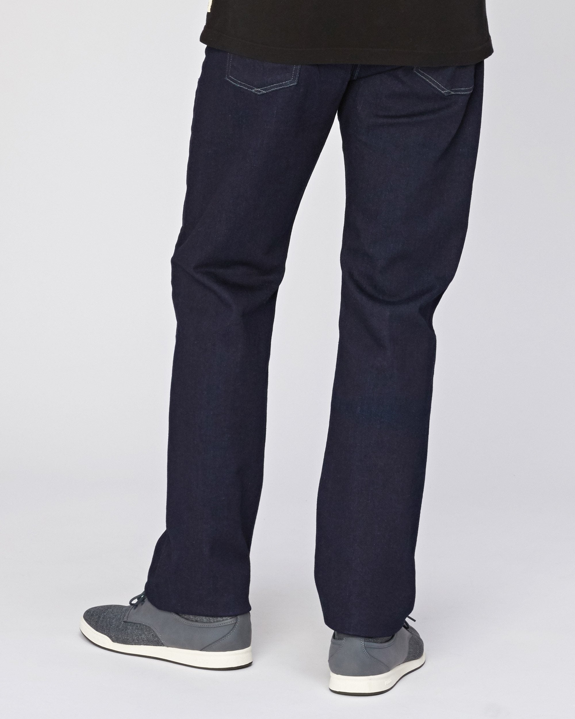 Waterman Relaxed Fit Big Drakes Flex Rinse
