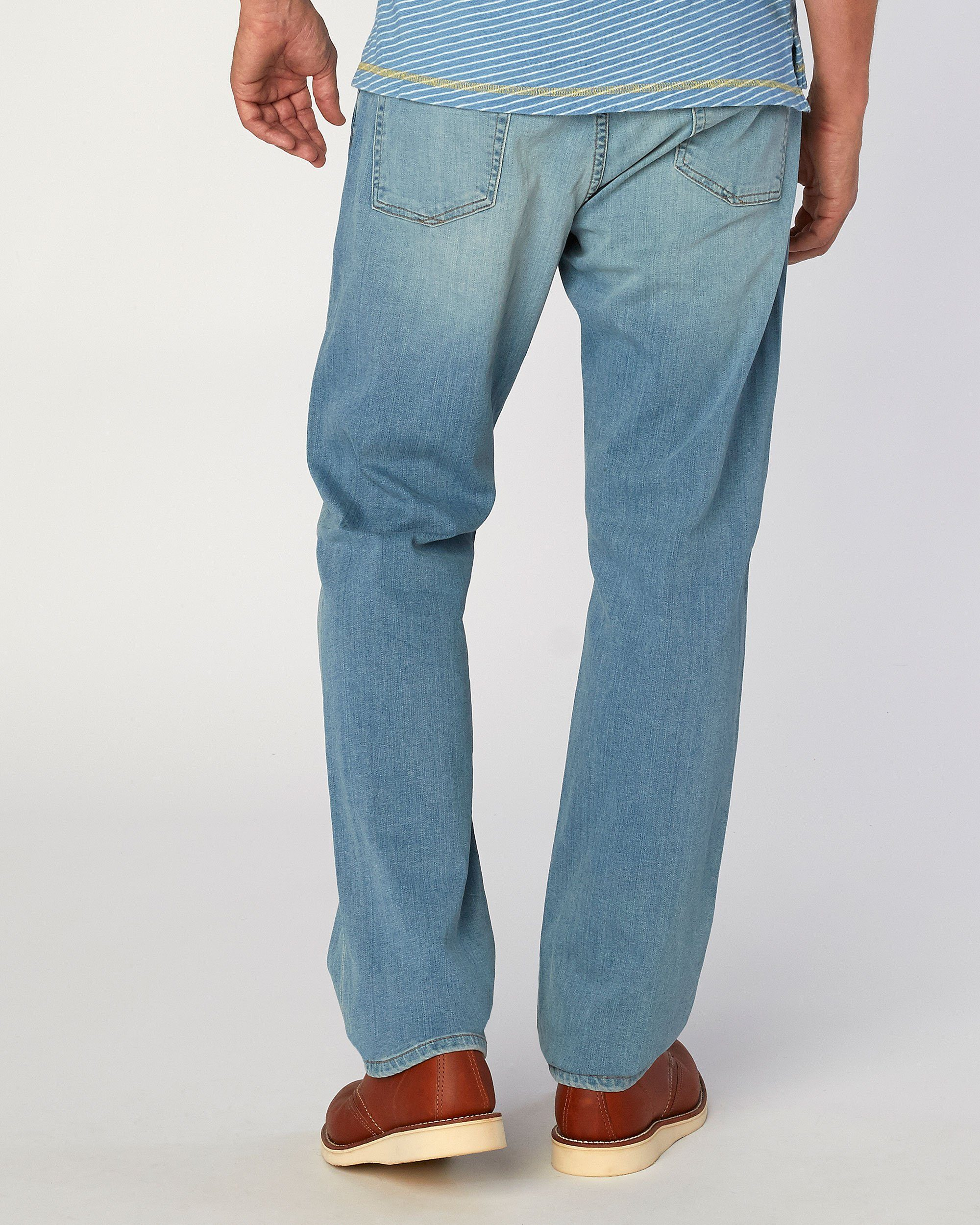 Waterman Relaxed Fit J-Bay Light Flex
