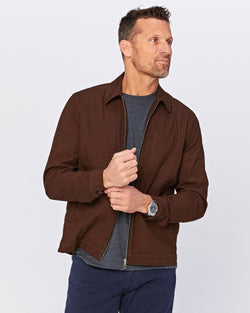 Vineyard Zip Up Jacket