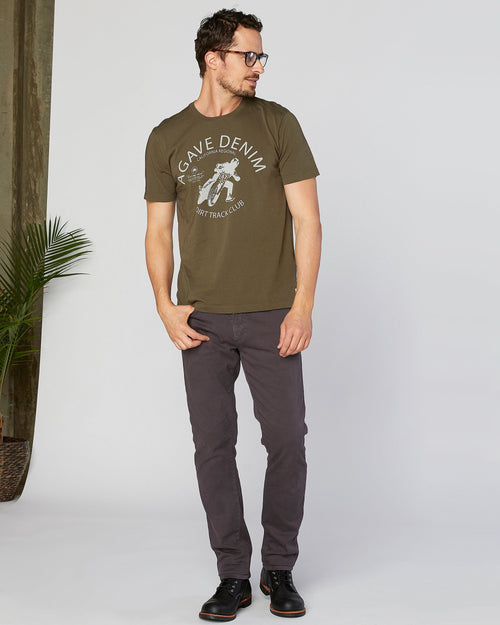 Dirt Track Graphic Tee