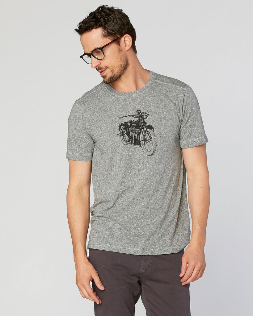 Explorer Moto Graphic Tee
