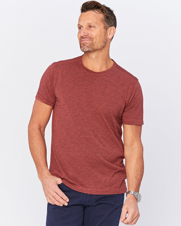 Pete Short Sleeve Crew