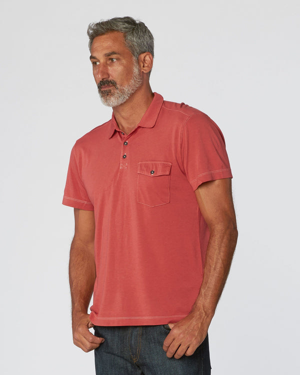 Spicoli Short Sleeve Polo