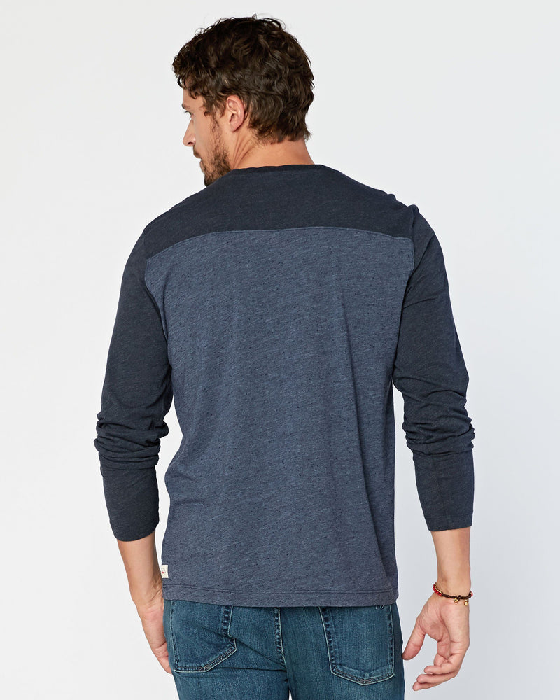 Shoaling Long Sleeve Crew