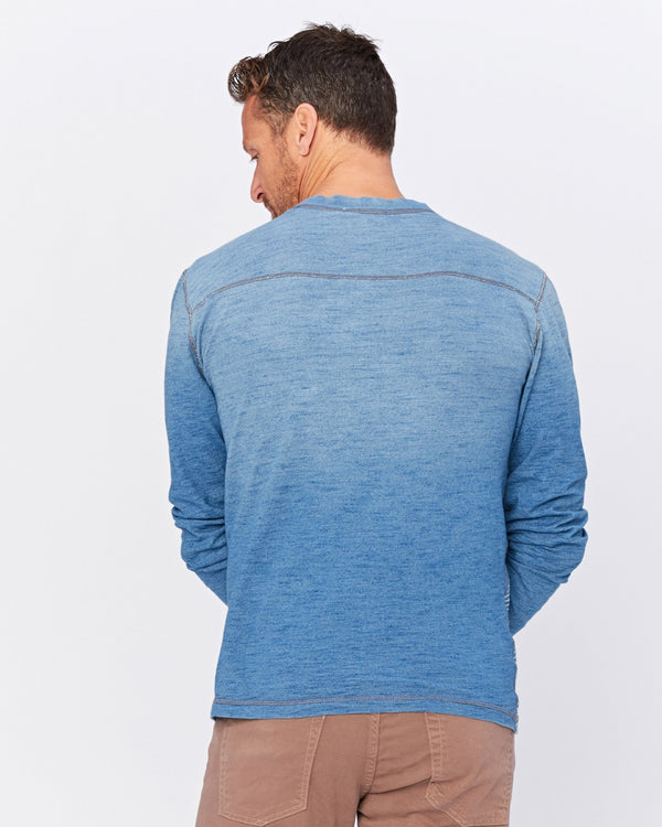 Kanan Long Sleeve Henley