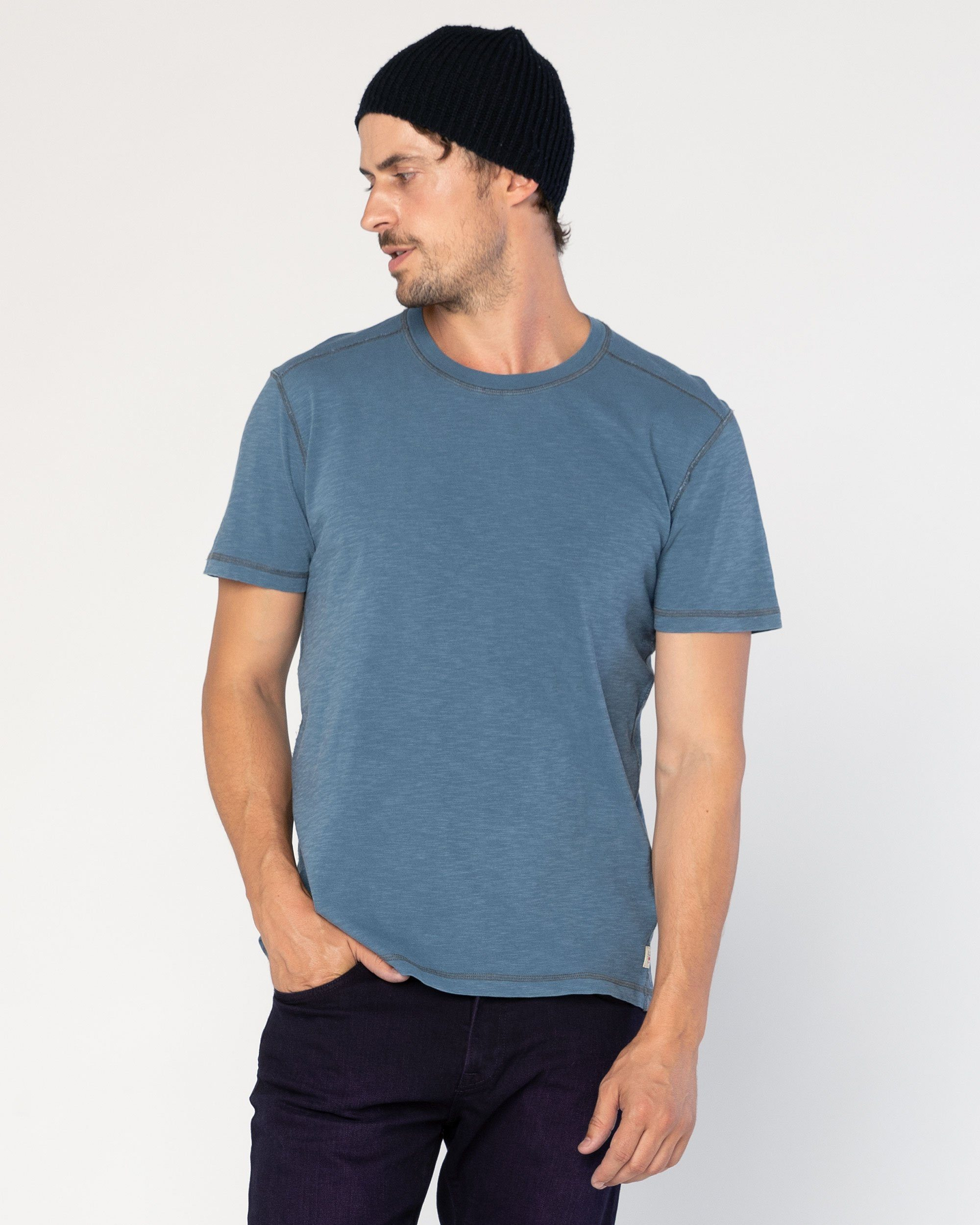 Cliffside Slub Jersey Tee