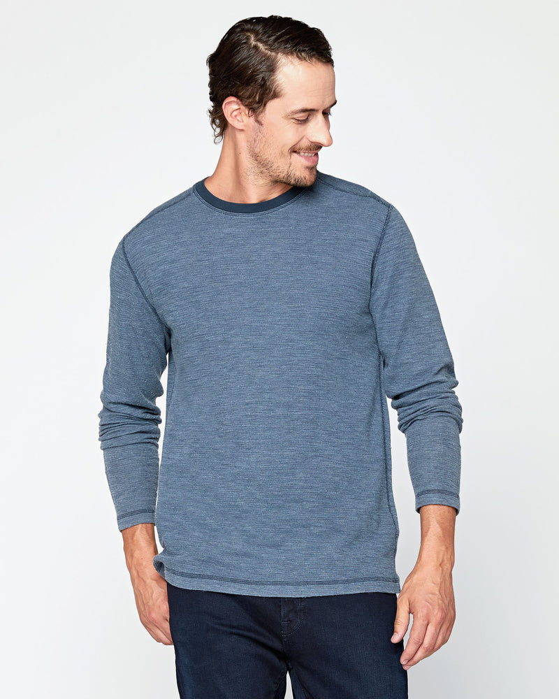 Osler Long Sleeve Crew