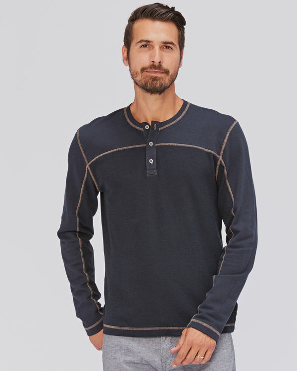Brentstone Long Sleeve Henley
