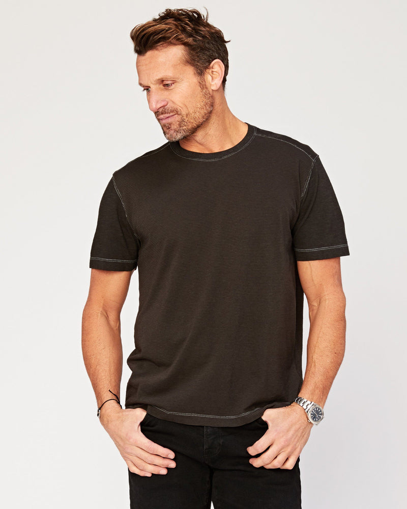 Box Canyon Crew Neck Tee