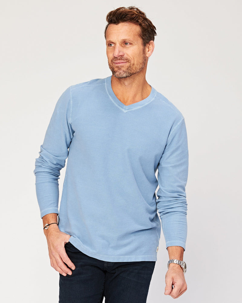 Arbor Long Sleeve V Neck