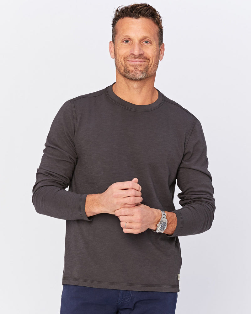 Aero Slub Long Sleeve Tee