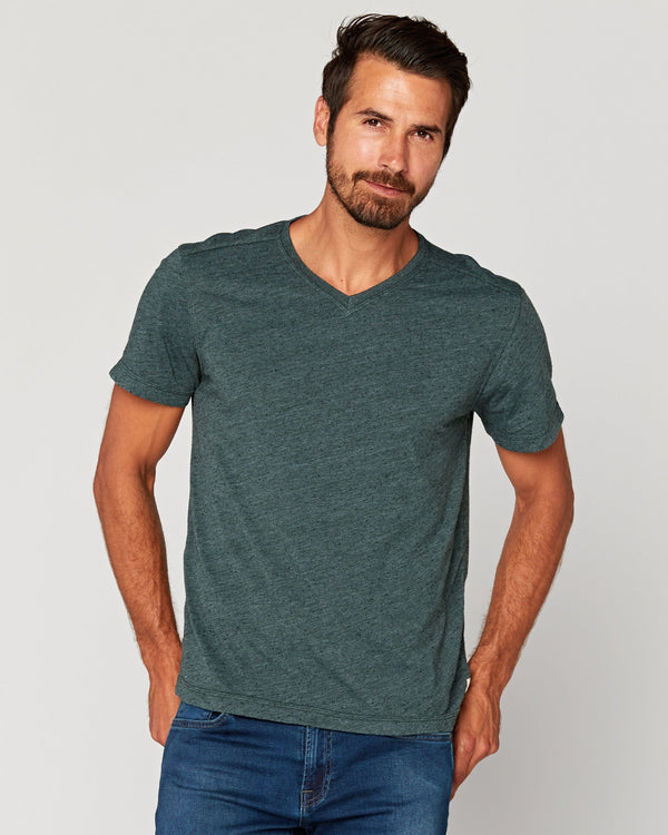 California V Neck Tee