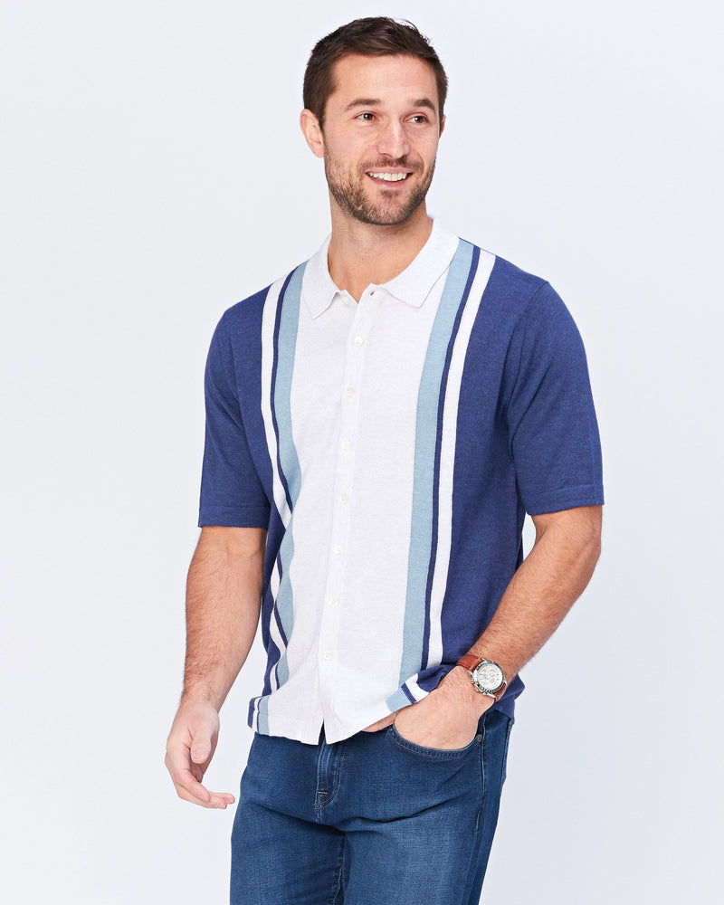 Elwha Retro Button-Down Shirt