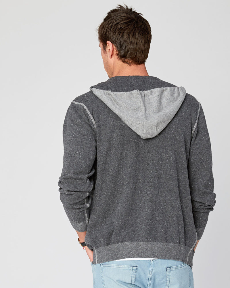 White Water Recycled Hoodie