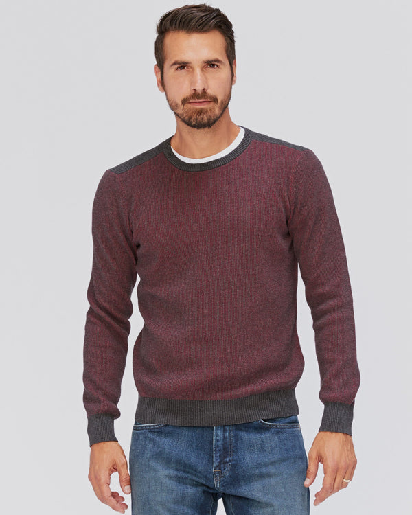 Kestrel Crew Neck Sweater