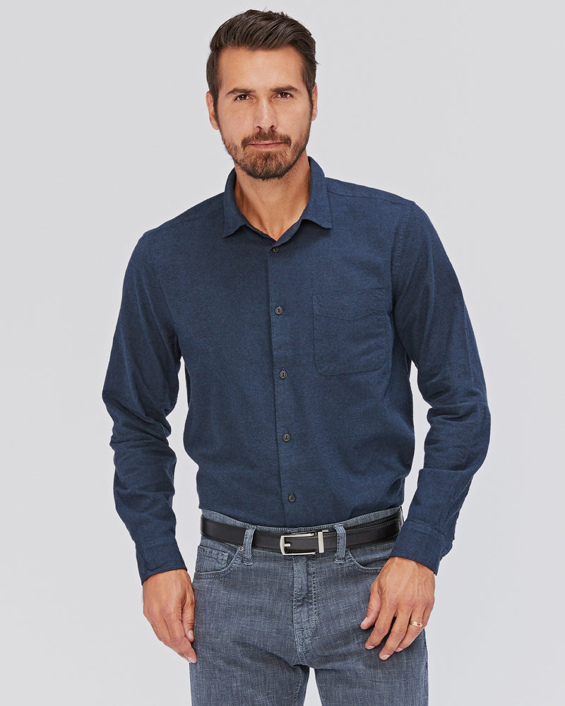 Hartley Oxford Button Up