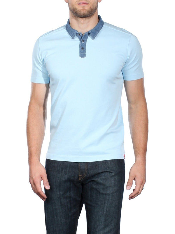 Usal Supima Interlock Polo Shirt