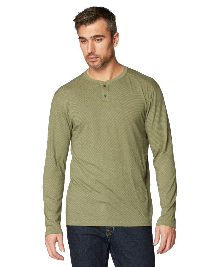 Cliff Long Sleeve Henley