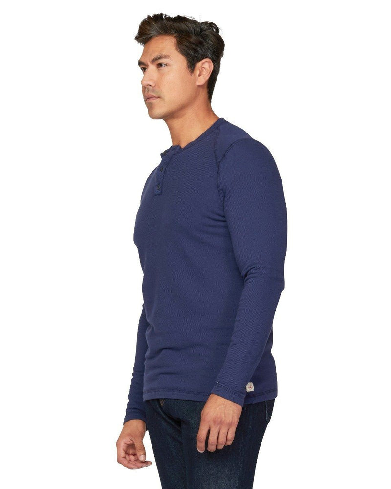 Essex Long Sleeve Henley
