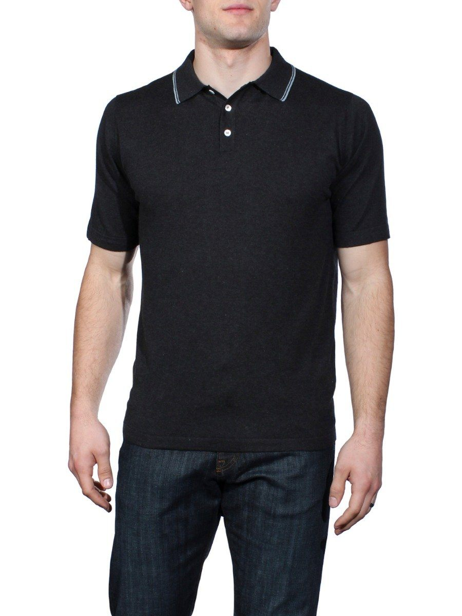Chelan 3 Button Polo Shirt