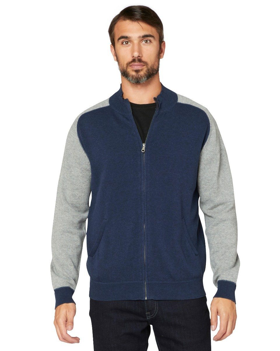 Vail Zip Mock Neck Sweater