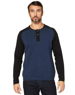 Carson Long Sleeve Raglan Sweater