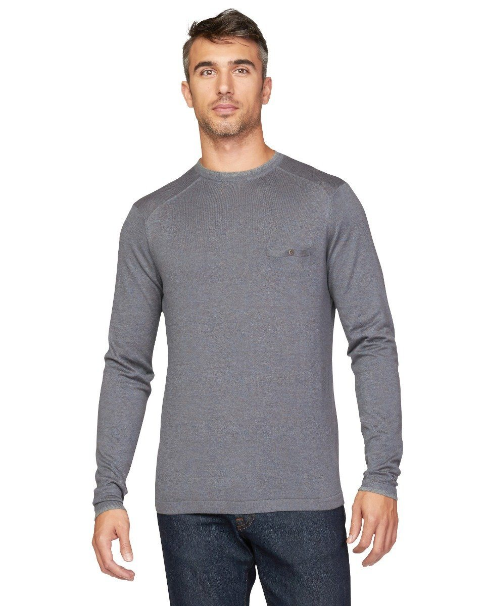 Lexington Fine-Gauge Knit Sweater