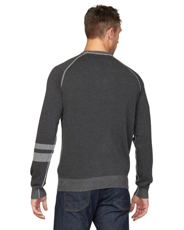 Folsom Long Sleeve Crew Sweater