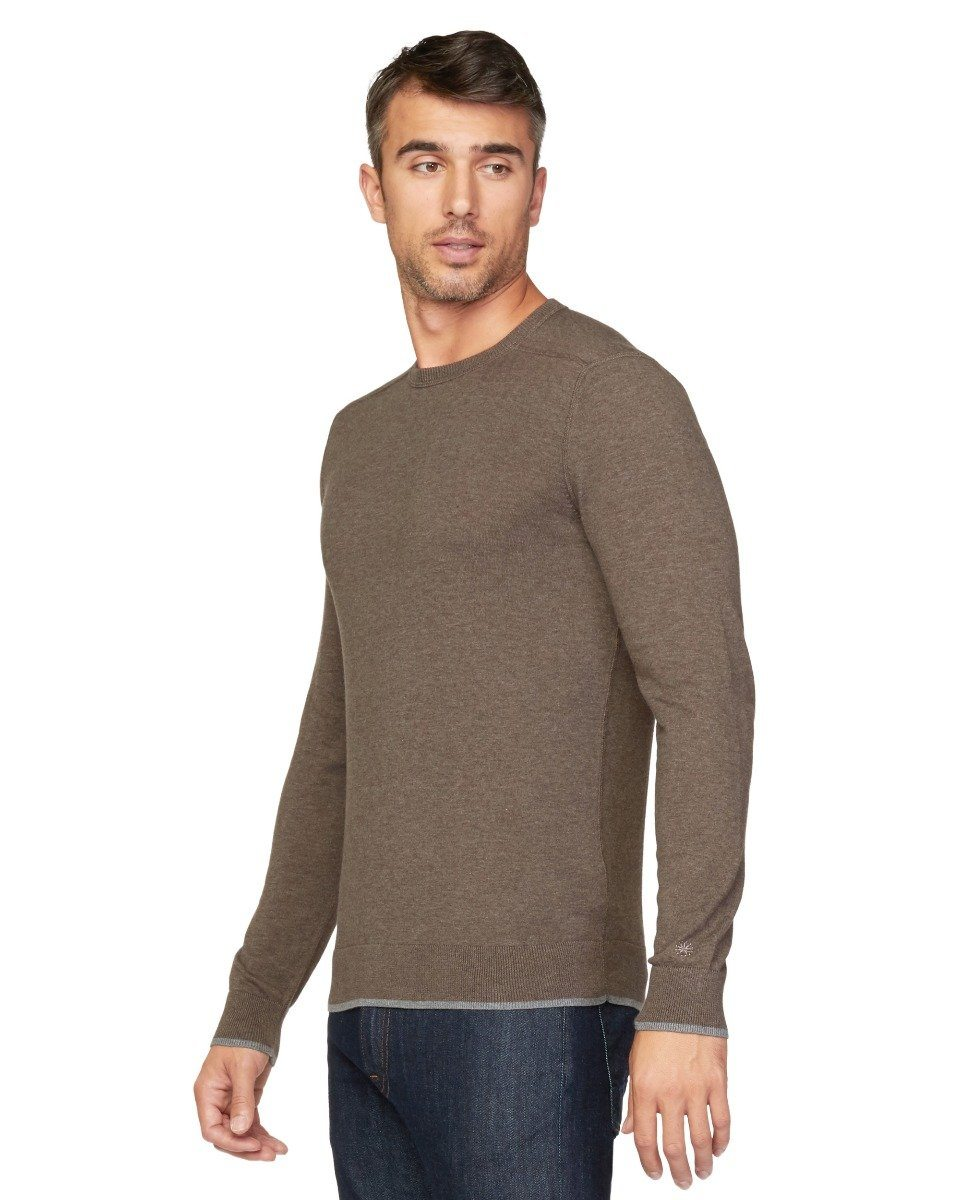 Dawson Supima Fine Knit Sweater