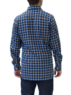 Lincoln City Plaid Button Up Shirt