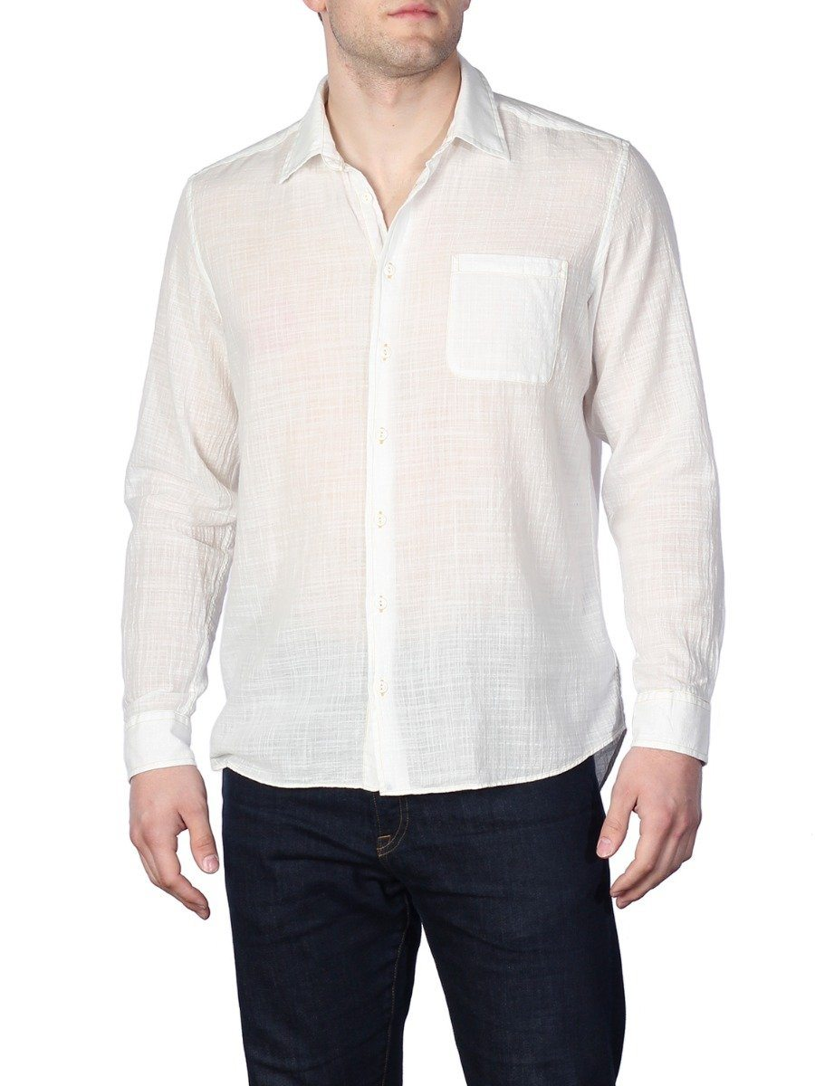 Japanese Soft Cloud Button Up