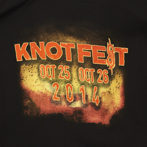 Knotfest Tent Pullover Hoodie