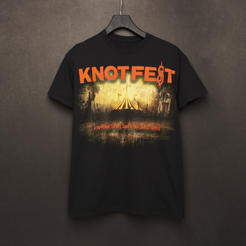 Knotfest Tent Tee