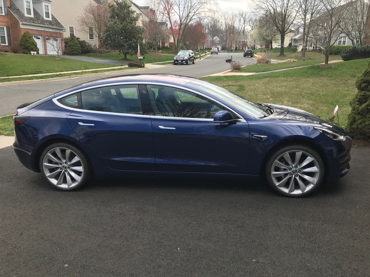 Evt Turbine Style Wheels For Tesla Model 3 Evwheel Direct