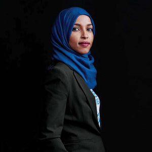 Ilhan Omar First Somali American Congress Woman