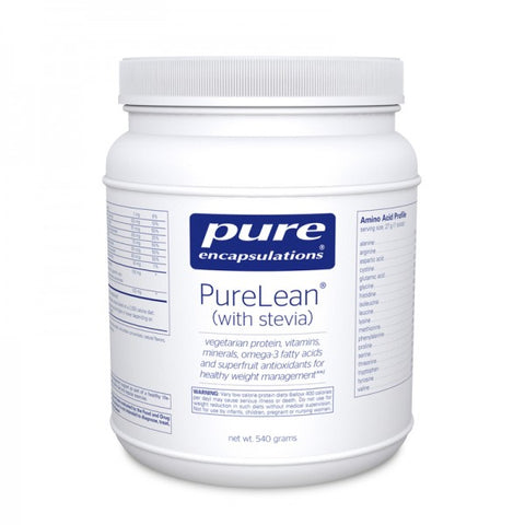 PureLean® Protein Blend Vanilla Bean Flavor (with Stevia)